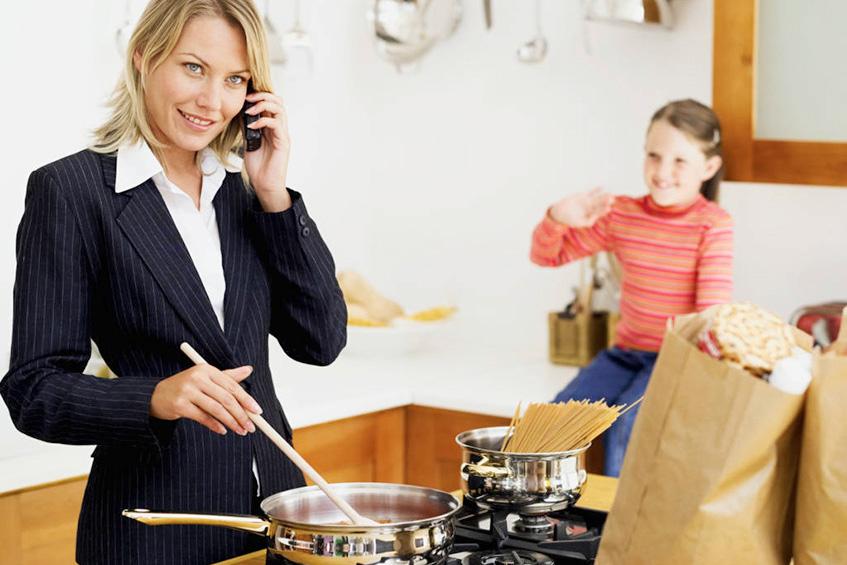 Çalışan Anne ve Çocuk Psikolojisi